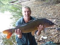 Lac de la Grange carp fishing France