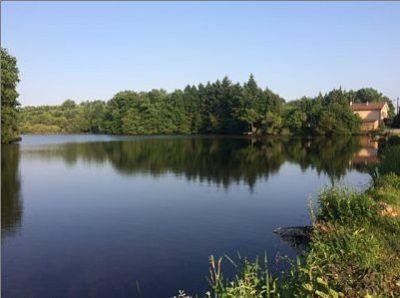 Fishing holidays in France Lac de la Grange Limousin
