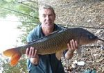 self catering fishing holidays in France at Lac de la Grange