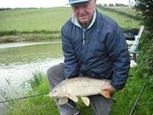 Carp Angling at Nettlecombe Farm Fishing Lakes Isle of Wight