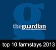 top 10 farmstays Award