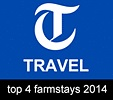top 4 farmstays Award