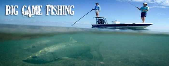 accommodation in Florida for fishing holidays