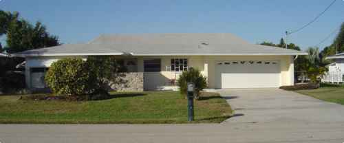 Villa Wisteria fishing holidays in Florida accommodation