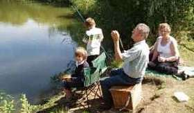fishing holidays Lincolnshire Bain Valley Fishery