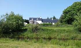 fishing holidays Wales at Fron Farm