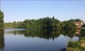 Lac de la Grange fishing holidays France