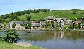 fishing holidays Malston Mill Devon