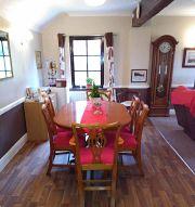 Fron Farm dining room