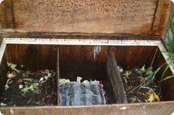 A diy wormery for home ccomposting or fishing is fairly easy to make