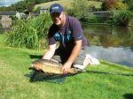 fish caught at Malston Mill Fishing Lake Devon