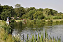 Trout fishing in Hampshire at Moorhen Trout Fishery